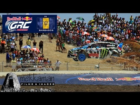 Red Bull Global Rallycross (GRC) in Barbados 2014