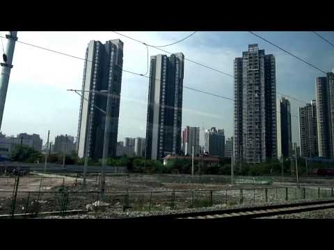 Chongqing to Chengdu by high speed rail