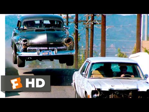 Cobra (1986) - The Chase Scene (6/10) | Movieclips