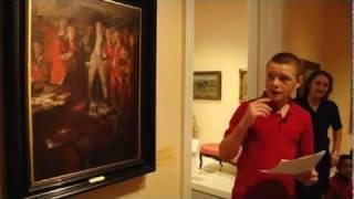 Biggs Museum of American Art: Junior Docent Program