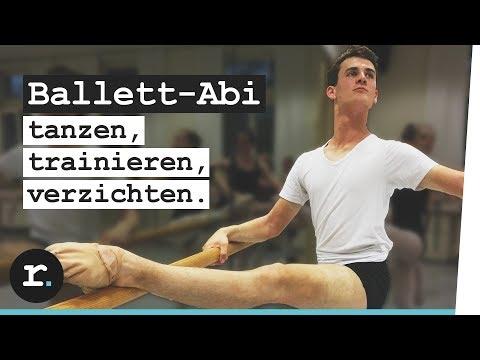 Ballett als Schulfach: tanzen, trainieren, verzichten | repo