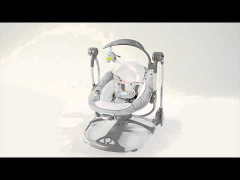 360º View of Ingenuity's ConvertMe Swing-2-Seat – Avondale
