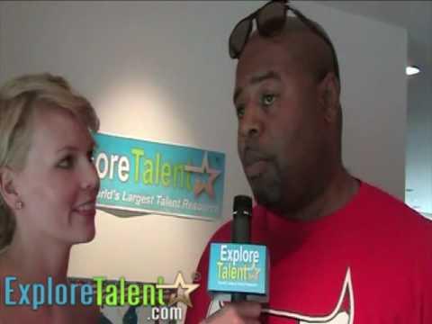 Pushing Daisies Chi McBride Human Target MTV Movie Awards Exclusive Interview