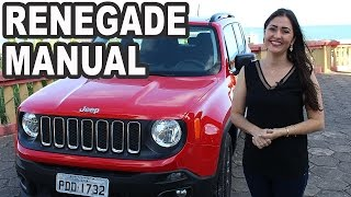 Test Drive Jeep Renegade 1.8 Sport Manual