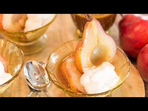 Poached Pear Recipe