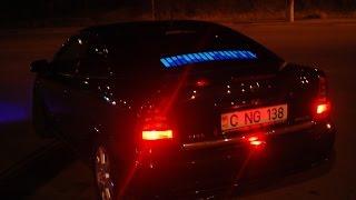 Эквалайзер на стекло автомобиля, Посылка из Китая №80(Синий эквалайзер на автомобиль, клеиться на заднее стекло, особо привлекателен ночью, автомобильный эквала..., 2014-10-16T12:24:57.000Z)