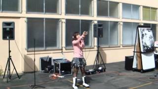 Yowamushi Montblanc Live by Yukie 弱虫モンブラン ライブ Hyper-Con 2010 USA