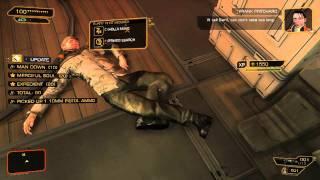 Deus Ex Human Revolution legendary pacific speedrun pt1