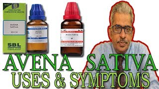 Avena Sativa - Uses & Symptoms in Homeopathy by Dr P.S. Tiwari