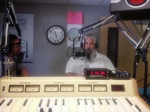 Ross Hoffman interview on Salt and Light Catholic Radio Boise