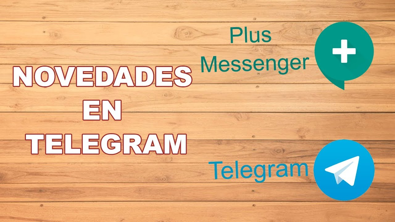 Actualización Telegram IOS (4.8.3) y Android (4.8.10.)