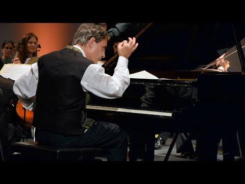 Mozart: Klavierkonzert Nr.27 –III: Allegro |Paul Gulda |Beethoven Philharmonie