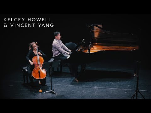 Kelcey Howell & Vincent Yang   Introduction and Polonaise Brillante, Op. 3 (Frédéric Chopin)