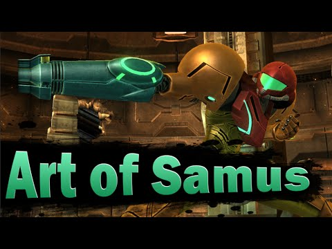 Smash 4: Art of Samus