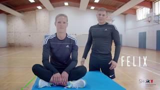Sporttest Landespolizei Schleswig-Holstein