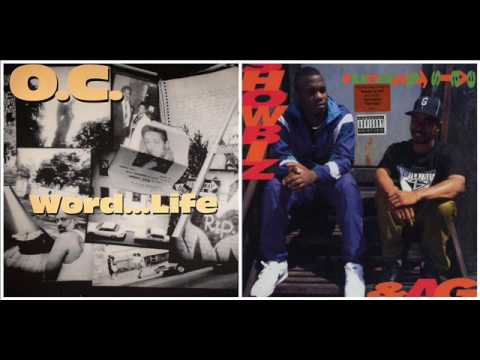 O.C. Word Life vs Showbiz & AG Runaway slave vol.23