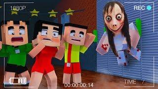 Minecraft: MÔNICA TOY - A MOMO APARECEU NA CASA DA MÔNICA ! #16 (MINECRAFT MACHINIMA)