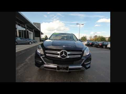 St Charles Mercedes >> 2016 Mercedes Benz Gle Gle 350 4matic St Charles Il Q0407