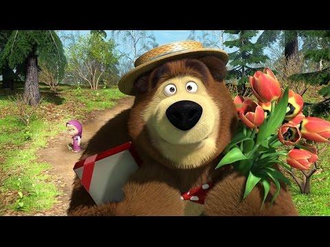 Masha And Bear Mawa Kawa Youtube