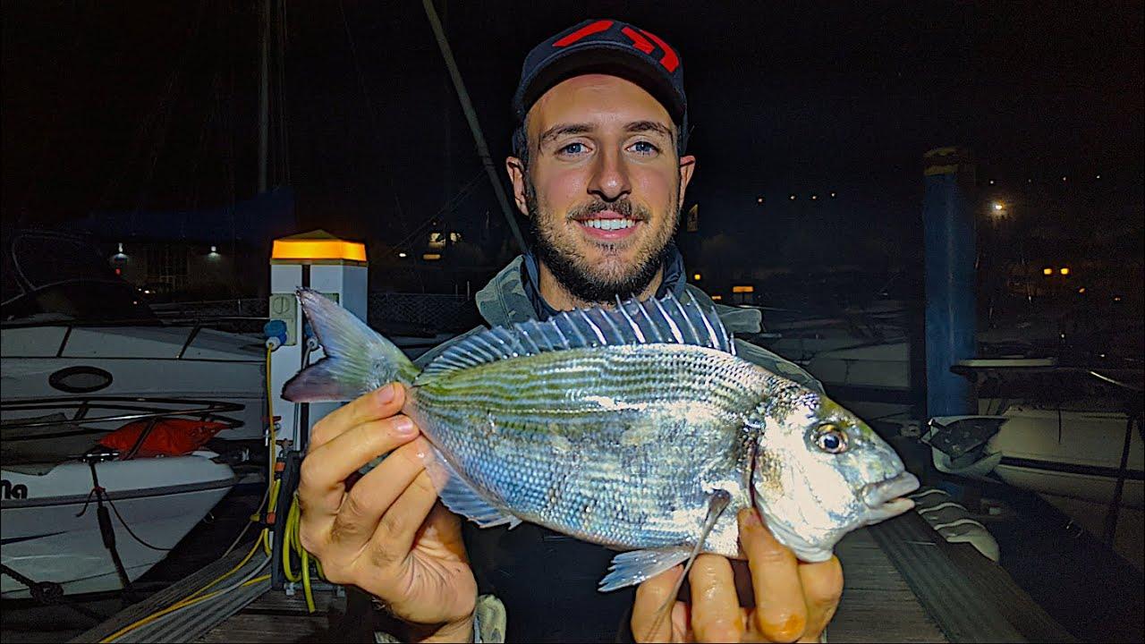DOPO TANTE SFIGHE, ARRIVA L'ORATA GIUSTA! Pescata a Fondo con Attrezzatura da Light e a Galleggiante