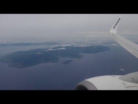 Ryanair Boeing 737-800 Glasgow to Dublin *Full Flight*