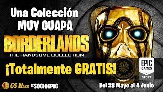 ¡BORDERLANDS 2 y The Pre-Sequel GRATIS! ANTES 59,99 € ¡Dos JUEGAZOS por 0 €!