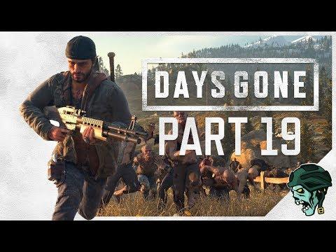 Days Gone Gameplay