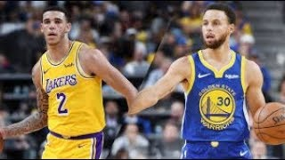 NBA Full Game Highlights 10.12.2018: Los Angeles Lakers vs Golden State Warriors