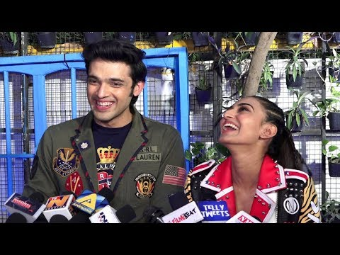 Erica Fernandes And Parth Samthaan Interview At BCL Season 4 Launch Party