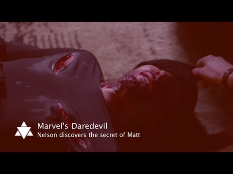[ SUPER-SPOILER ] Marvel's Daredevil - Nelson discovers the secret of Matt