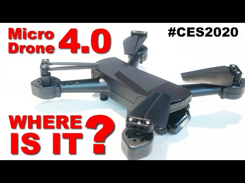 Micro Drone 4.0: What Ever Happened to It?