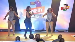 Alex Muhangi Comedy Store - sLim Prince & Winnie Nwagi