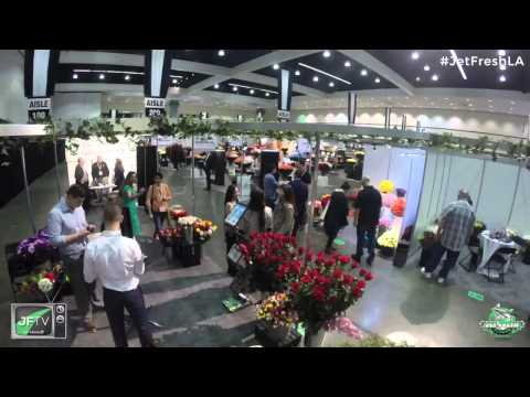 JFTV: The 2015 World Floral Expo,Go Pro Time Lapse