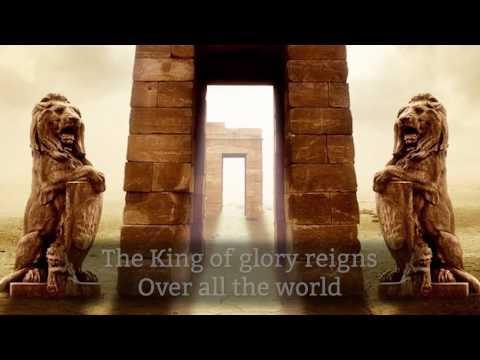 Psalm 24   Keith & Kristyn Getty   Lyrics