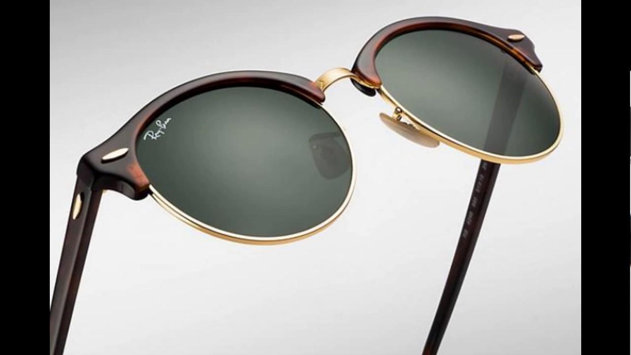 ae3b6bef0 نظارات شمس دائرية - YouTube