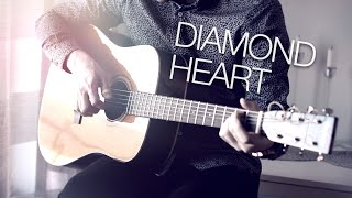 Alan Walker - Diamond Heart | Fingerstyle Guitar Cover