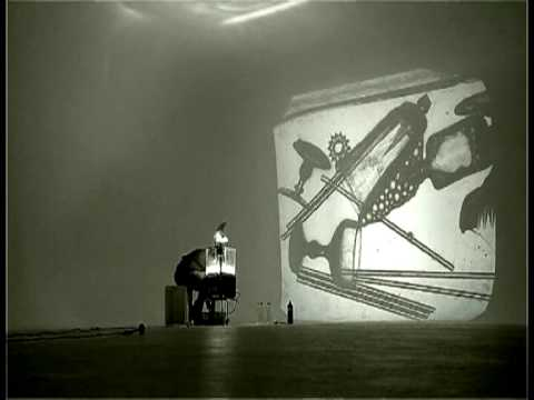 light art & music performance wiersma & smeets - YouTube