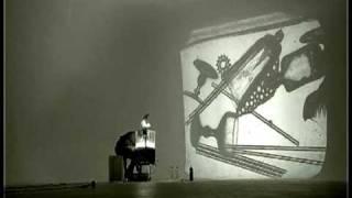 light art & music performance wiersma & smeets
