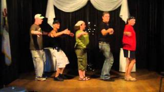 Mike & Dan Civil Union Wedding Dance Rehearsal Barry White.MP4