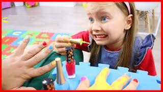 Милли и история забавных детей | Правила поведения для детей