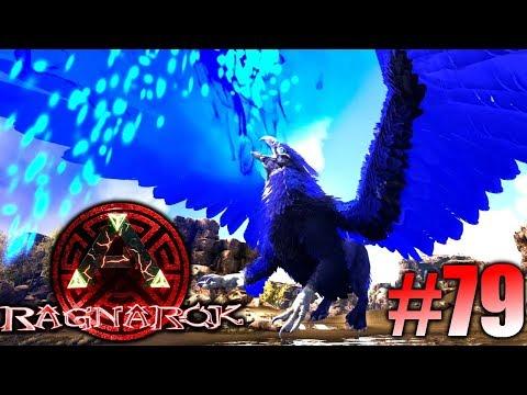 ARK: Ragnarok #79 - Celestial Griffin zähmen & die Tek Base erweitern! | LP Ark Deutsch