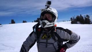 2015 Ski-Doo Summit X T3 174 Part 1