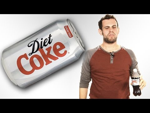 Diet Coke Does THIS To Your Body In 1 Hour?