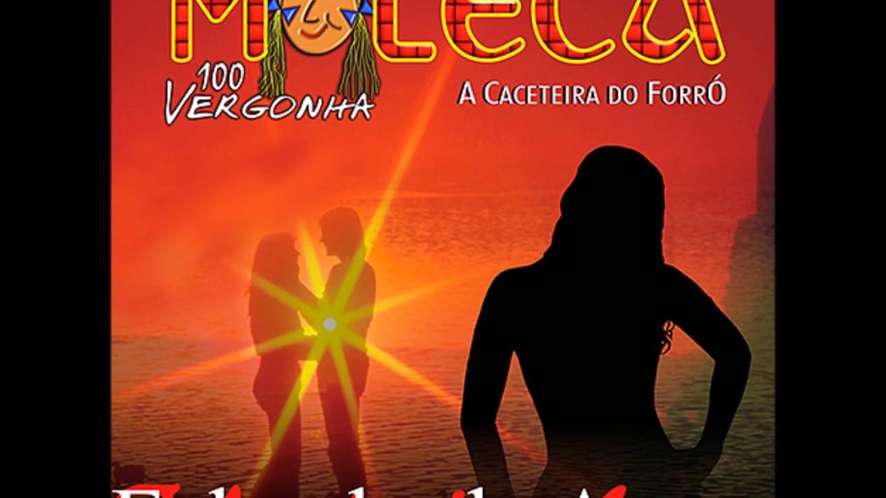 Moleca 100 Vergonha - Volume 4 (2003) - CD COMPLETO