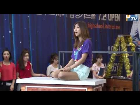 [News] 130612 f(Luna) - High School Musical Practice [UPTV]