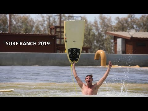 Surf Ranch Barrels, Turns, and a Broken Board (Sep 2019)