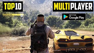 Top 10 High Graphics MULTIPLAYER Games for Android 2020 | 10 Best Multiplayer Games For Android