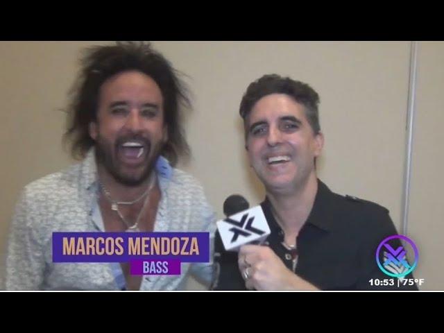 X PLUS - entrevistas a: TORA TORA, CARMINE APPICE, KODIAK Y MARCO MENDOZA - 14 FEBRERO 2020