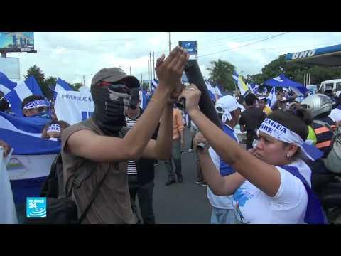 مواجهات عنيفة بين الشرطة والمحتجين في نيكاراغوا  - نشر قبل 2 ساعة