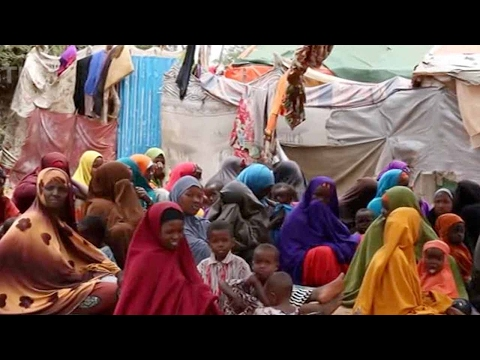 More than six million people in Somalia at risk of starvation
